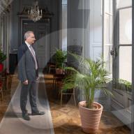 PORTRAIT - Jean-Luc Moudenc, Bürgermeister von Toulouse