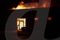NEWS - USA: Brennende Fahrzeuge nach Protesten in Wisconsin