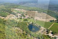 PEOPLE - Chateau Miraval in Südfrankreich, wo Brad Pitt mit seiner neuen Freundin Ferien machen soll