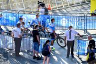 SPORT - Präsentation der Teams der Tour de France 2020 auf dem Place Masséna in Nizza