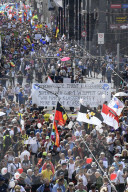 NEWS -  Corona-Demonstration in Berlin