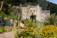 PEOPLE - Die 20. Staffel von I'm A Celebrity... Get Me Out of Here! wird im historischen Schloss Gwrych Castle in Abergele in Nordwales gedreht