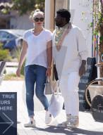 EXKLUSIV - Lindsey Vonn und P.K. Subban unterwegs in Malibu