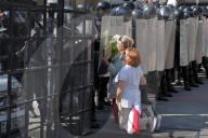 NEWS - Kundgebung der Opposition in Minsk