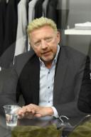PEOPLE - Boris Becker präsentiert seine Modelinie in Düsseldorf