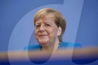 NEWS - Bundespressekonferenz mit Bundeskanzlerin Merkel
