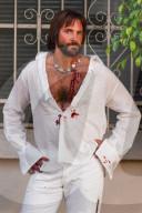 PEOPLE -  Bradley Cooper dreht Szenen für einen neuen Film in LA
