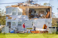 NEWS -  Hurrikan Laura: Zerstörungen in Louisiana