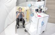 NEWS - Coronavirus: Roboter kann Menschen ohne Kontaminationsrisiko auf Coronavirus testen