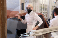 PEOPLE - Filmfestival Venedig: Cate Blanchett bei der Ankunft am Flughafen