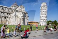 NEWS - Coronavirus: Touristen in Pisa