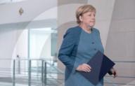 NEWS - Statement von Bundeskanzlerin Angela Merkel zum Fall Nawalny im Berliner Kanzleramt
