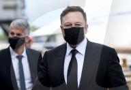 NEWS - Elon Musk besucht Berlin