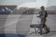 FEATURE - US-Armee testet Roboter-Patrouillenhunde