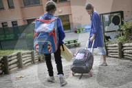NEWS - Coronavirus: Schulbeginn in Turin
