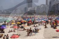 NEWS - Coronavirus: Volle Strände in Rio de Janeiro
