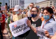 NEWS - Belarus:  Polizei verhaftet protestierende Frauen in Minsk
