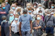 NEWS - Coronavirus: Die Stadt Bordeaux versucht, die zweite Welle der Coronavirus-Epidemie einzudämmen