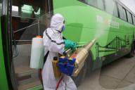 NEWS - Coronavirus: Fernverkehrsbusse fahren in Nepal wieder