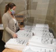 NEWS - USA Wahlen: Stimmzettel  in Wisconsin