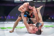 SPORT - MMA-Turnier in Moskau