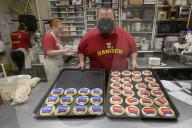 NEWS -  USA: Bäckerei Hanisch in Monnesota startet Umfrage mit Präsidentschaftskeksen