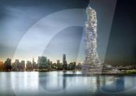 FEATURE - Begrünter riesiger Wolkenkratzer soll Umweltverschmutzung in New York City bekämpfen