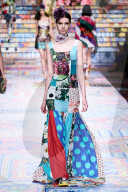MODE - Mailand Fashion Week Frühling/Sommer 2021: Dolce & Gabbana