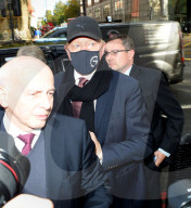 PEOPLE - Boris Becker bei der Ankunft am Westminster Magistrates Court in London