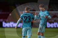 SPORT - Fussball: Sherdan Shaqiri trifft für Liverpool