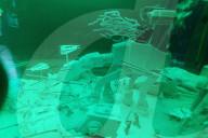FEATURE - Star Wars-Fan baut Filmszenen in seinem Aquarium nach