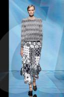 MODE - Mailand Fashion Week Frühling/Sommer 2021: Giorgio Armani