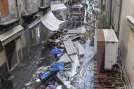 NEWS - Sturmschäden in Neapel