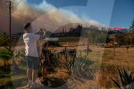 NEWS - Waldbrände in Kalifornien: Die verheerenden Feuer an der US-Westküste brennen weiter