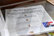 NEWS - USA: NY Times veröffentlicht Details der Steuererklärungen von Trump