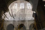 NEWS - Besuch der Kathedrale Notre-Dame de Paris während den Renovationsarbeiten
