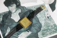 FEATURE - Elvis Presleys 18 Karat Corum Buckingham Uhr soll bei der Auktion bis zu 50'000 Pfund bringen