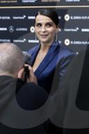 PEOPLE - Juliette Binoche am Zürich Film Festival