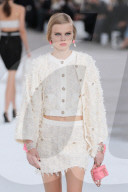 MODE - Paris Fashion Week Frühling/Sommer 2021: Chanel