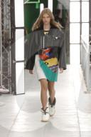 MODE - Paris Fashion Week Frühling/Sommer 2021: Louis Vuitton