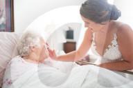REPORTAGE - Abschied und Aufbruch: Sterbende und Enkelin begegnen sich wohl das letzte Mal