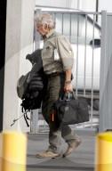 PEOPLE - Harrison Ford landet am Steuer sicher in Los Angeles