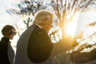 NEWS - USA: Donald Trump verlässt das Weisse Haus