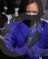 NEWS - Washington: Kamala Harris als erste Vizepräsidentin der USA vereidigt