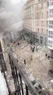 NEWS - Madrid: Bei einem Gasleck in Spaniens Hauptstadt wurden zwei Menschen getötet
