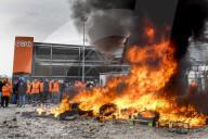 NEWS - Fedex-Mitarbeiter streiken für 48 Stunden am Flughafen Lüttich