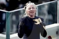 PEOPLE - Lady Gaga singt an der Amtseinführung von Biden