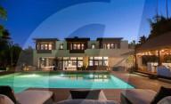 PEOPLE - Matt Damon bietet sein Haus in Pacific Palisades, Los Angeles, für 21 Mio Dollar an