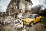 NEWS - Niemand verletzt: Gasexplosion zerstört Wohnhaus in Birmingham