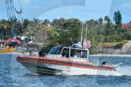 NEWS -  Auch vom Wasser aus gesichert: Das Trump-Anwesen Mar-A-Lago in Florida